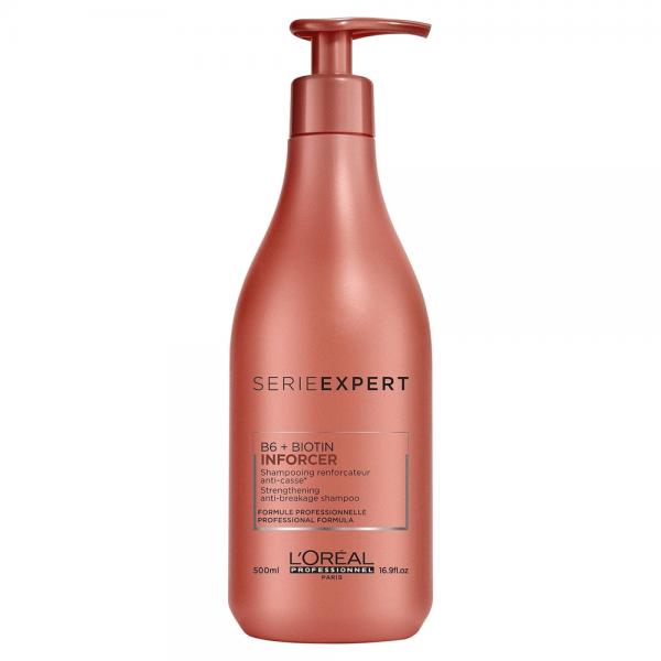 Loreal Serie Expert Inforcer Shampoo 500ml