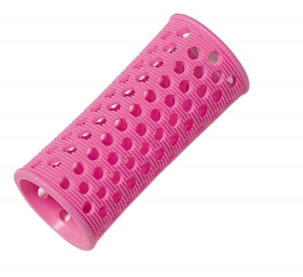 Flachwellwickler 10er-Beutel Ø 27 mm rosa 1 x 10 Stück