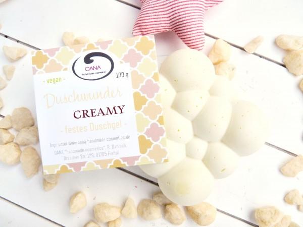OANA Handmade Duschwunder Creamy 100g, unverpackt