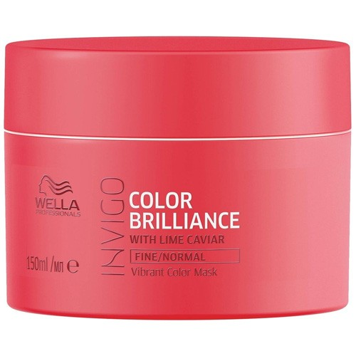 Wella Invigo Color Brilliance Vibrant Color Maske Fine/Normal 150ml