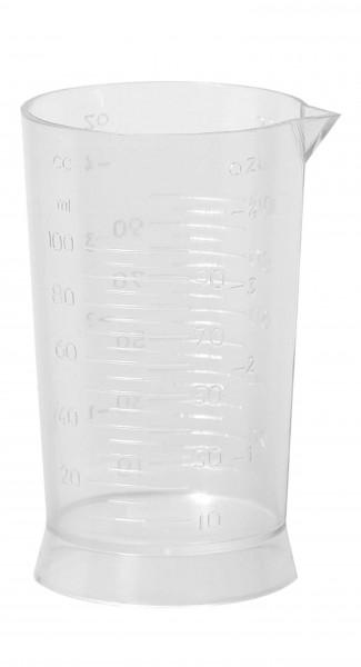 Comair Messbecher 100ml transparent