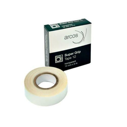 Arcos Super Grip Tape 12mm breit, 5 m lang, Netz