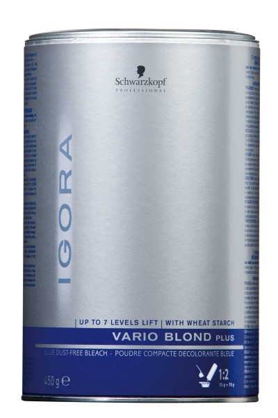 Schwarzkopf Igora Vario Blond Plus 450 g