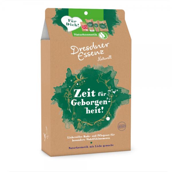Dresdner Essenz Geschenkset Zeit für Geborgenheit