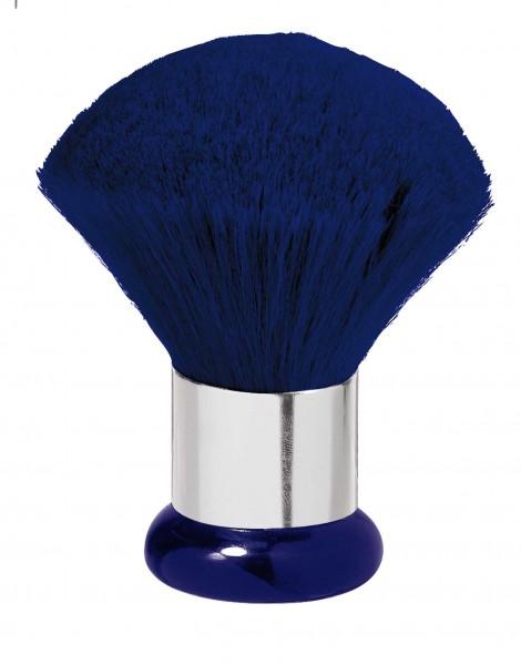Comair Nackenwedel Jumbo blau Silberring