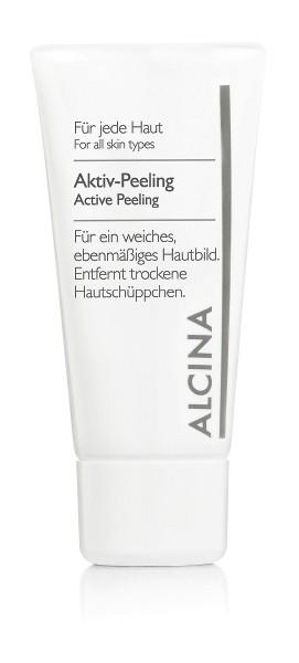 Alcina Aktiv-Peeling für jede Haut