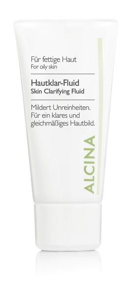 Alcina Hautklar-Fluid für fettige bis Mischhaut