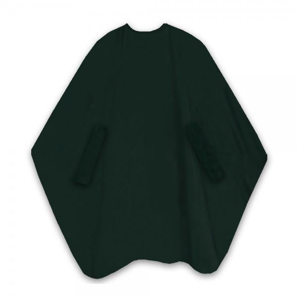 T.D. Nano Air uni schwarz Schneideumhang 135x150 cm 100% Polyester