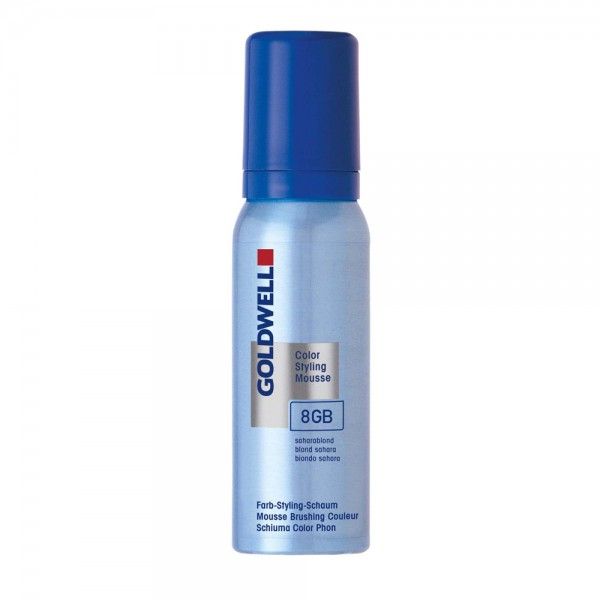 Goldwell Colorance Color Styling Mousse Fönschaum 8-NA naturblond 75ml
