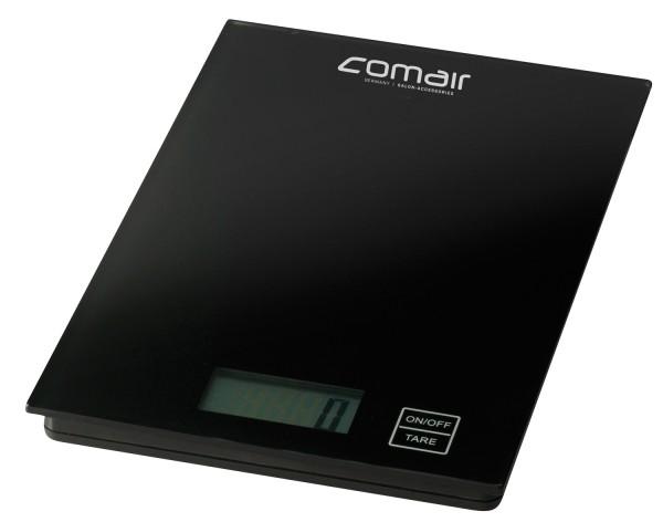 Comair Digitalwaage Touch 1g-5kg ultra dünn 20x14cm inkl. Batterie