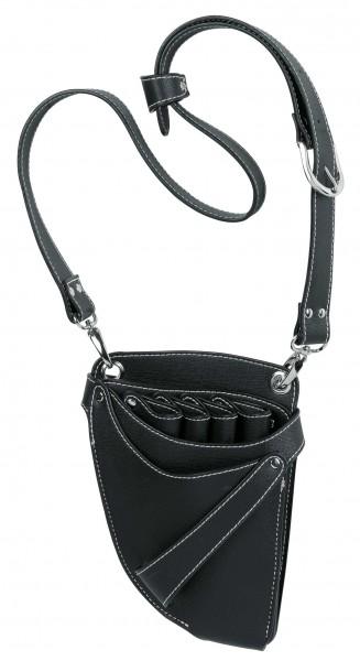 Comair Werkzeugtasche Texas schwarz 15x20x5cm Kunstleder