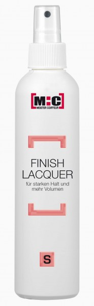 M:C Finish Haarlack S 250ml starker Halt o.T. Lacquer