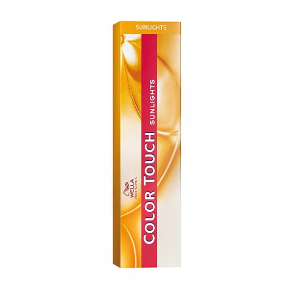 Wella Color Touch /04 natur-rot 60ml Sunlight
