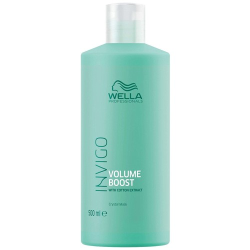 Wella Invigo Volume Boost Crystal Maske 500ml