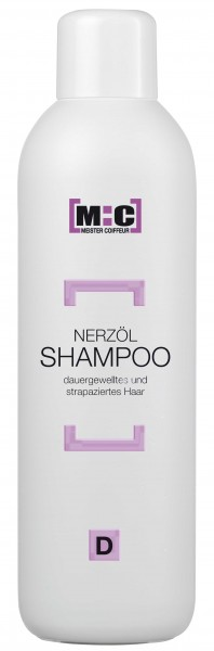 M:C Nerzöl Shampoo D 1.000 ml