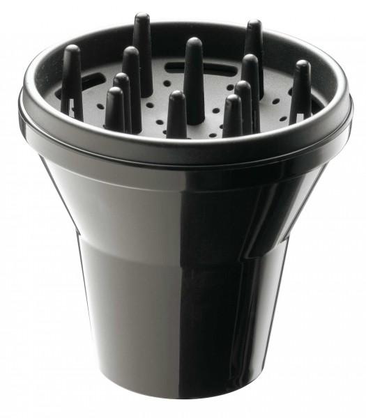 Comair Luftdusche Luxus schwarz Universal normal groß