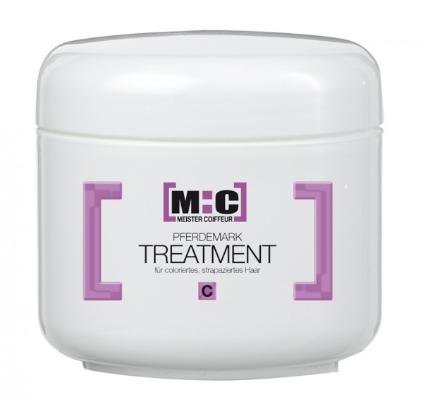 M:C Treatment Pferdemark C 150 ml color/strap. Haar