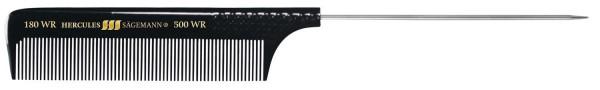 """HERCULES 180WR-500WR 9"""" Nadelstielkamm Griffraster weitgezahnt"""
