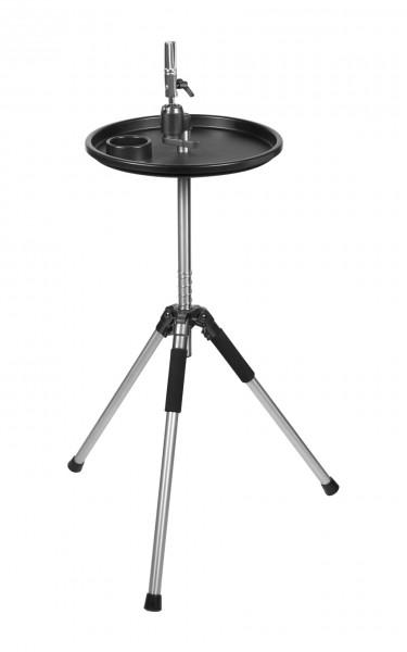 Comair Übungskopfhalter Deluxe Stativ m.Geräteablg. verst.89-126cm Übungskopfhalter