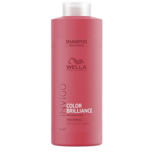 Wella Invigo Color Brilliance Protection Shampoo Fine/Normal 1000ml