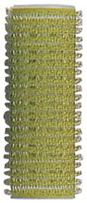 Le Coiffeur Profi-Haftwickler Grün, 21 mm, Beutel à 12 Stück