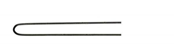 Comair Postichenadeln 50er Btl glatt 45x0,8mm schwarz