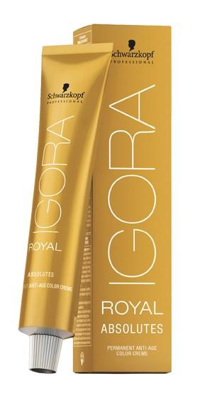 Schwarzkopf Igora Royal Absolutes Haarfarbe 60 ml