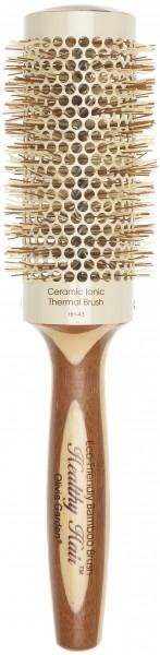 O. Garden Bürste Healthy Hair Bambus Thermal HH-43, 43/60 mm