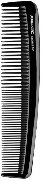 Fripac Ebonit-Taschenkamm 603, 13 cm