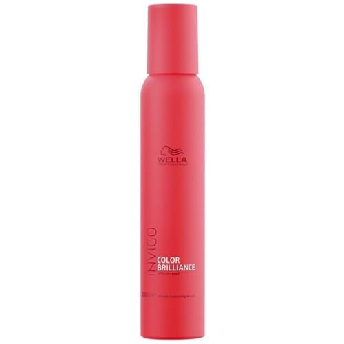 Wella Invigo Color Brilliance Vitamin Conditioning Mousse Leave-In 200ml