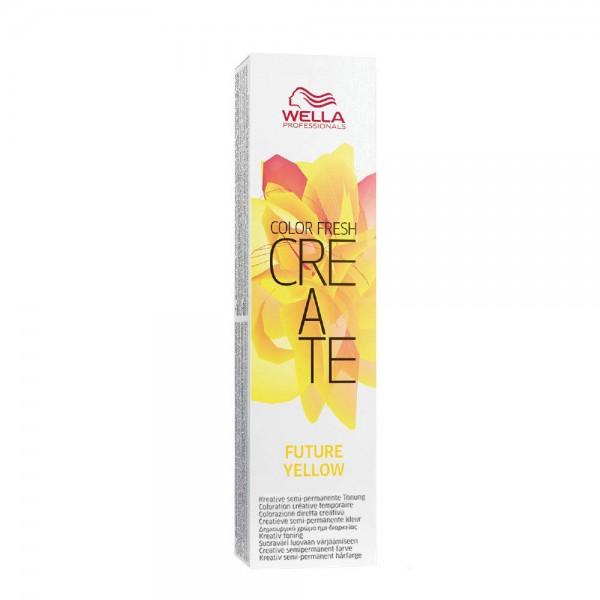 Wella Color Fresh Create Future Yellow 60ml Color Fresh