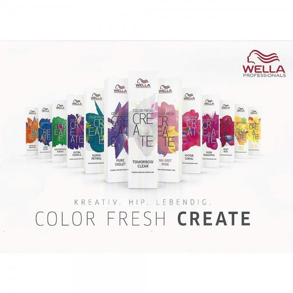 Wella Color Fresh Create Tomorrow Clear 60ml Color Fresh