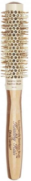 O. Garden Bürste Healthy Hair Bambus Thermal HH-23, 23/40 mm