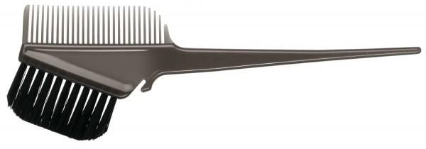 Comair Färbepinsel mit Kamm transparent schwarz