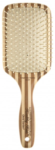 O. Garden Healthy Hair Bambus Large Ionic Paddle HH-P7