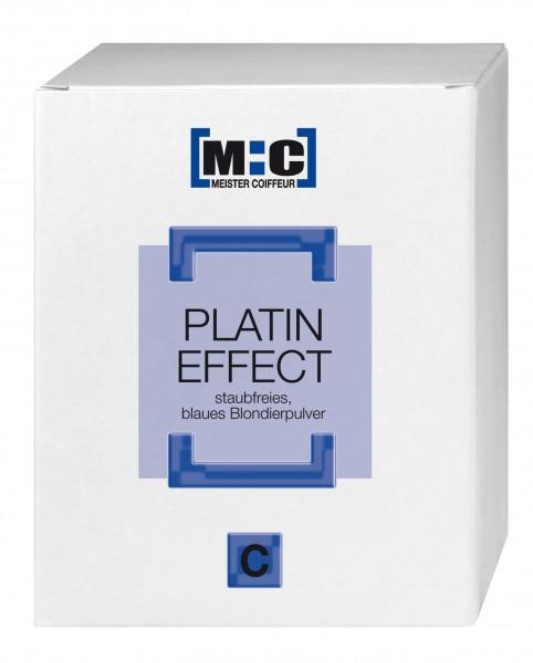 M:C Platin Effect C 400 g blau staubfrei Blondierpulver