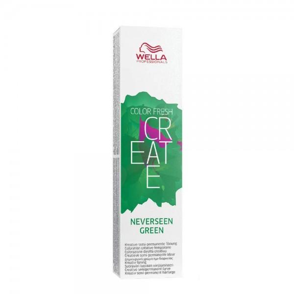 Wella Color Fresh Create Never Seen Green 60ml Color Fresh
