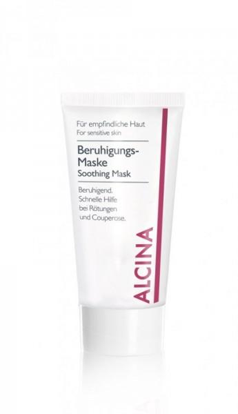 ALCINA S BERUHIGUNGS-MASKE - Sofort sichtbar und spürbar beruhigtes Hautbild 50 ml