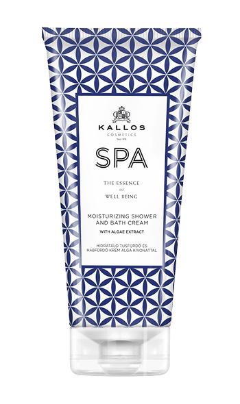 Kallos Spa Moisturizing Shower and Bath Cream 200 ml