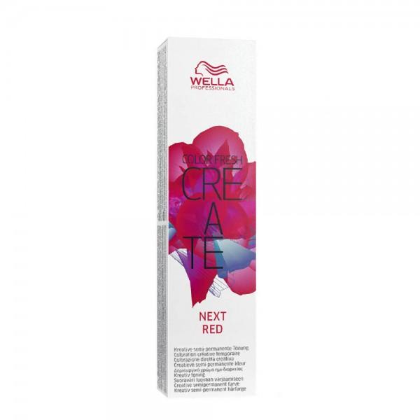 Wella Color Fresh Create Next Red 60ml Color Fresh