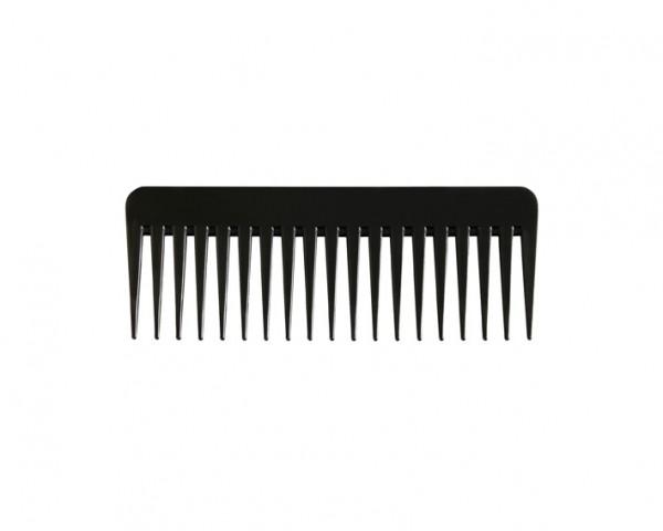 Comair Strähnenkamm schwarz für ein individuelles, Kopfhaut- & Haarschonendes Styling