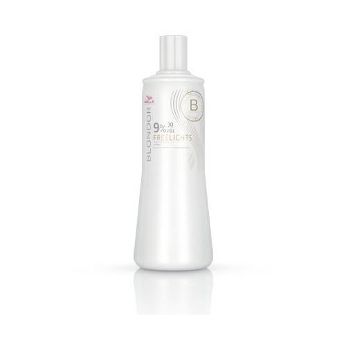 Wella Blondor Freelights 9% 1000ml Oxidationsmittel