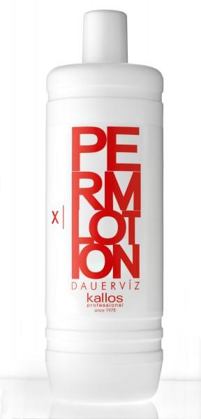 """Kallos Cosmetics Perm Lotion """"X"""" für besonders kräftiges und sch"""