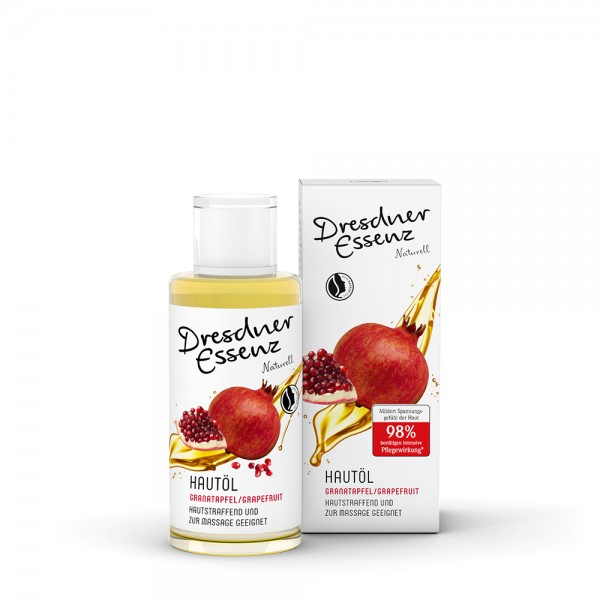 "Dresdner Essenz Hautöl ""Granatapfel/Grapefruit"""