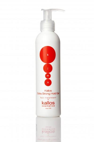 Kallos Cosmetics Kjmn Extra Strong Hold Gel 200 ml