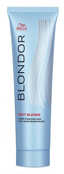 Wella Blondor Creme 200g Soft Blonde Blondierung