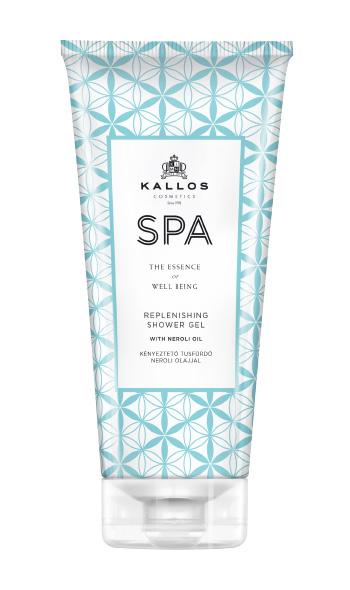 Kallos Spa replenishing Shower Gel 200 ml