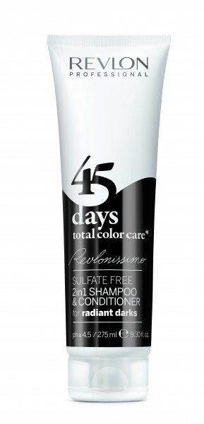 Revlon Revlonissimo 45 days total color care radiant darks 275 m