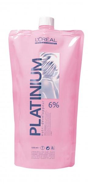 Loreal Platinium Nutri Developpeur 6% 1000 ml