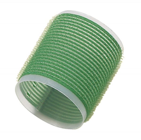 Comair Haftwickler 6er 61mm Jumbo grün Länge 63mm